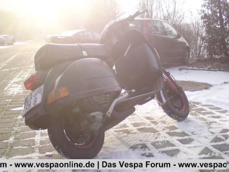 Meine Vespa's