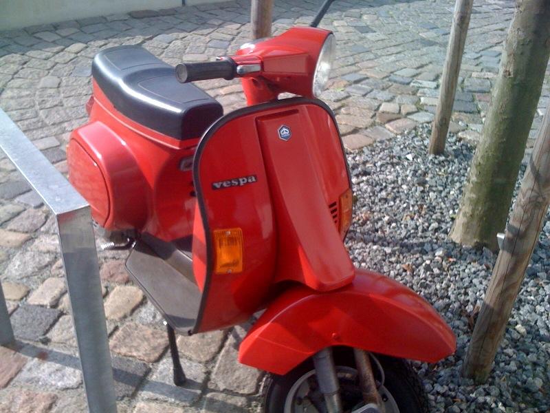 PK 50 XL Rush / 3 Gang italienisch