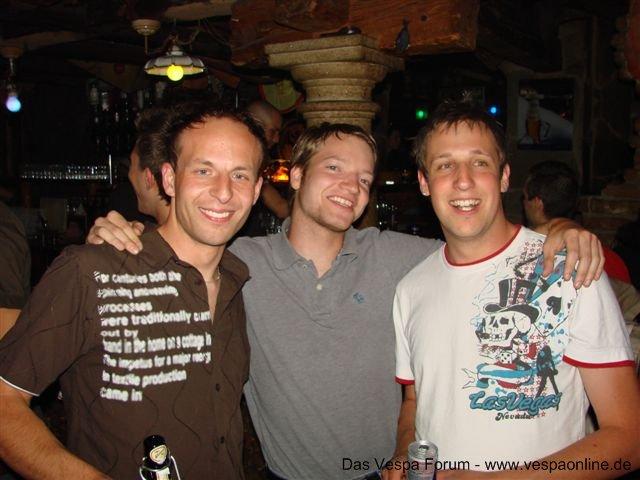 Manuel, Vespahansi & I