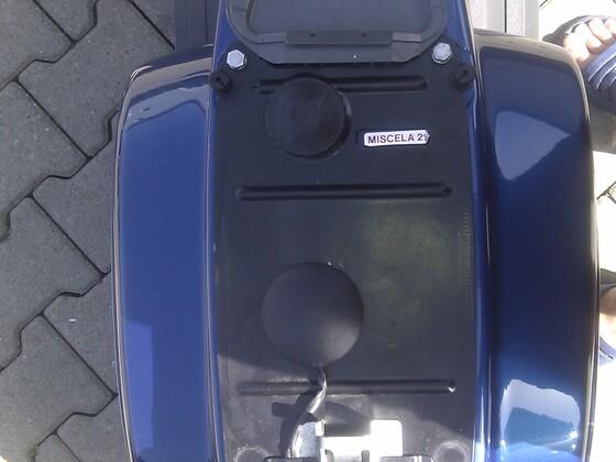 Vespa HP50 HP4