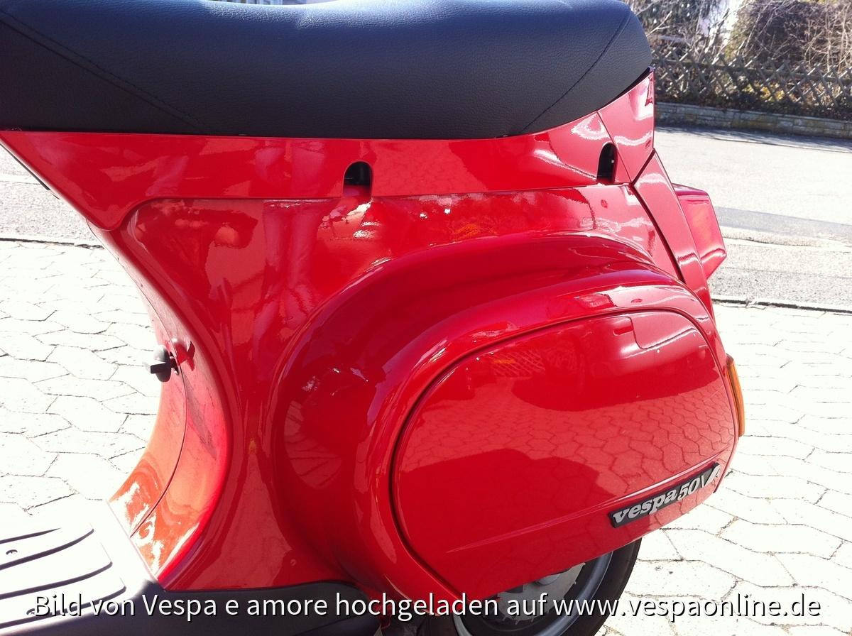 Vespa Liebe