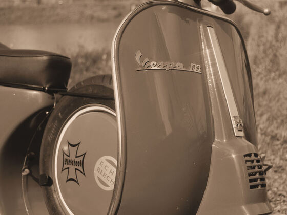 Vespa V50 Spezial (very Spezial)