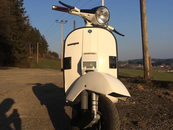 Meine Neue PK 125 s