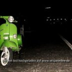 Vespa in the Dark