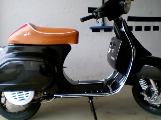 restaurierte PK50 XL