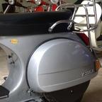 Vespa P200X - Aussenverschlüße -