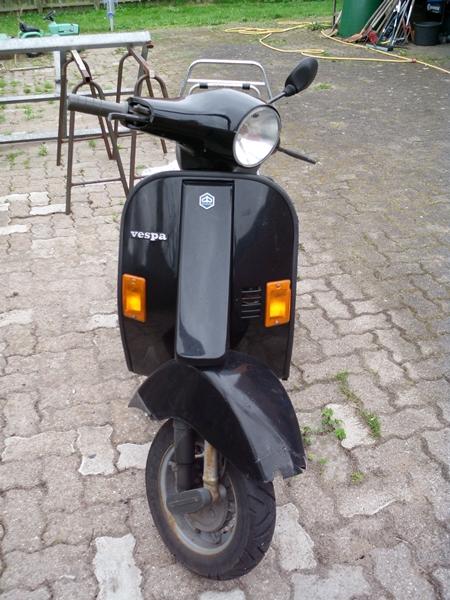 Meine Kleine Vespa (PK 50 XL)