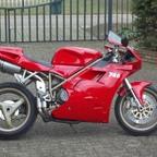 (die Schnelle) Ducati 748