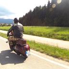 auf dem Weg zum Königssee