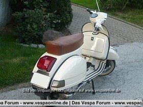 Meine Vespa