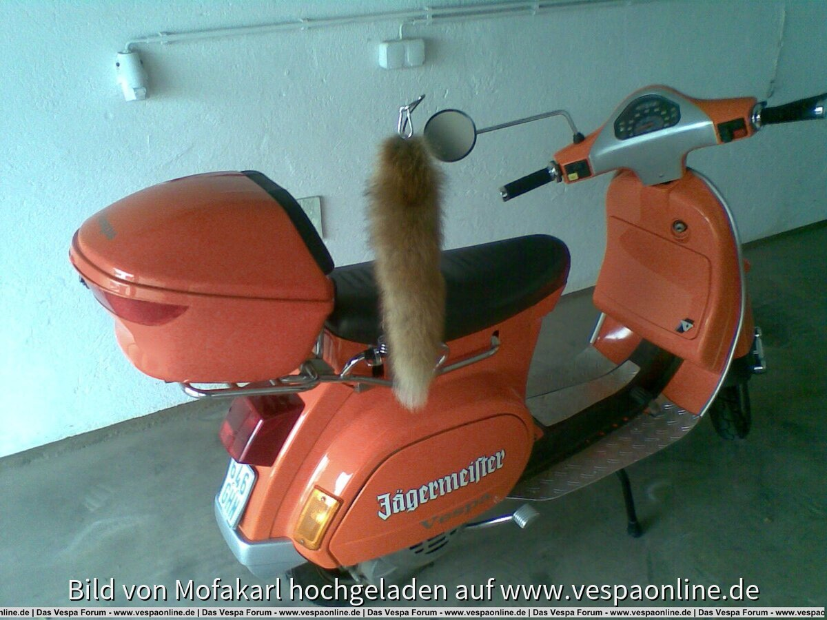 Jägermeister-Fuchsschwanz
