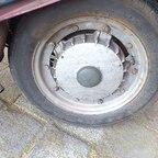 Das Reserverad - pirelli aus 2001
