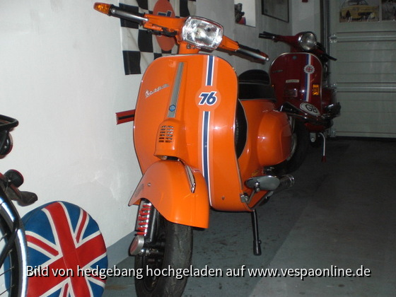 Vespa 133 Spezial