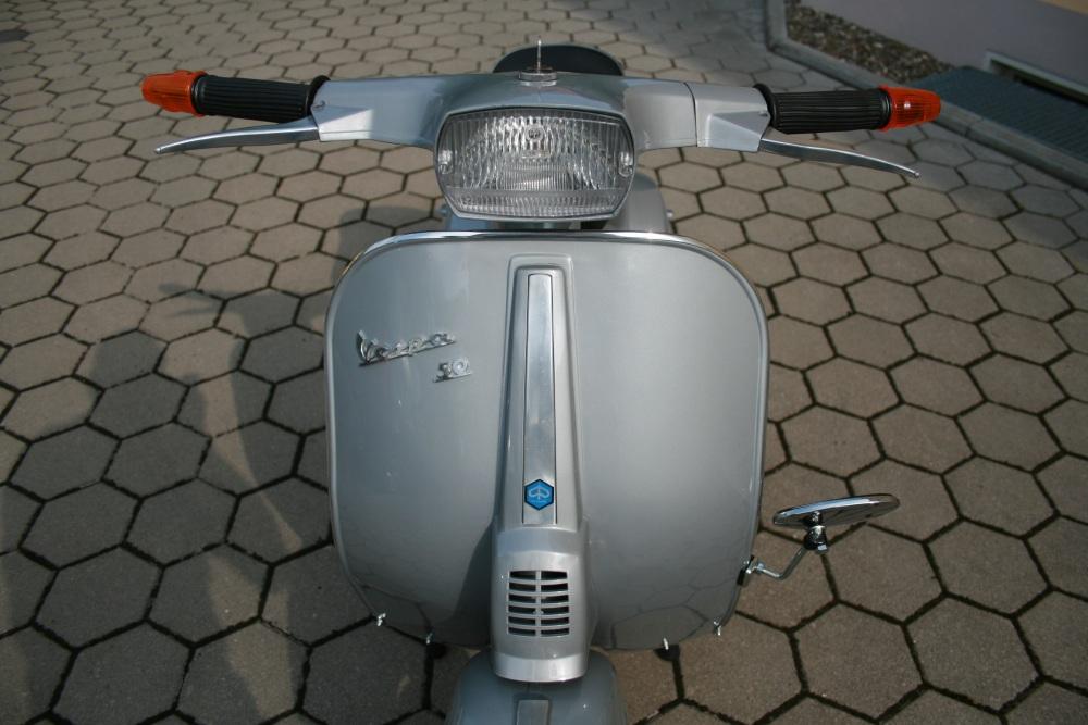 Vespa N50 Elestart 1972 (2)
