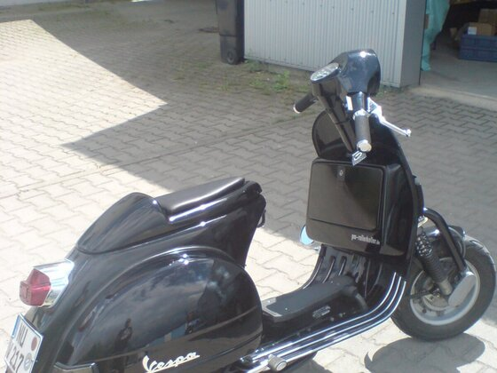 Vespa PX 80 E Lusso Baujahr 95