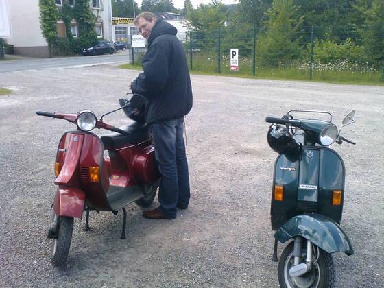 Hier georgav72,die griechische antwort auf Easy Rider