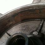 Bremstrommel hinten PK XL 1