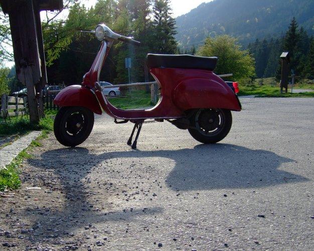 In Garmisch