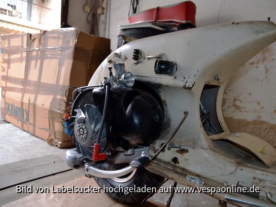 Motor anprobe 1