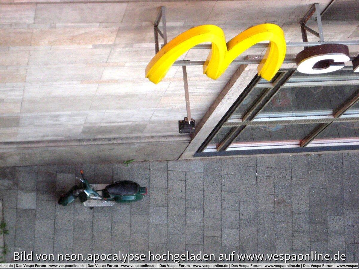 McDonalds: schlecht, Vepsa: gut