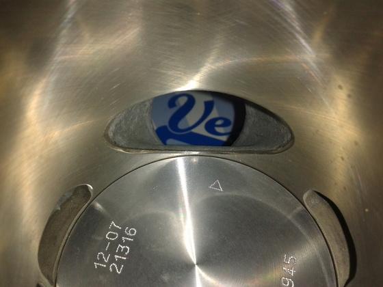 Polini 130 Evo-Gehäusearbeiten