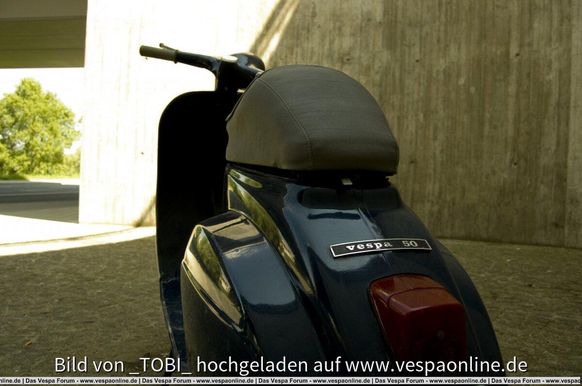 Meine Vespa 50R