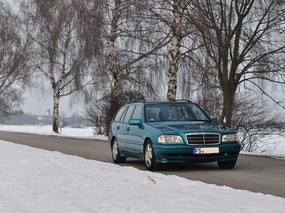 Benz Vorne
