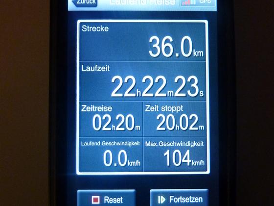 Mit 3,72 Primär 104km/h max. auf der Ausfahrt in Philippsburg ;)