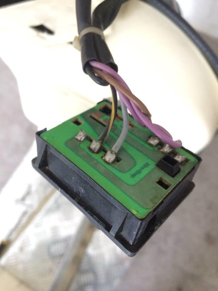 Lichtschalter defekt XL 2 - Elektrik - Dein Vespa Forum für dein ...