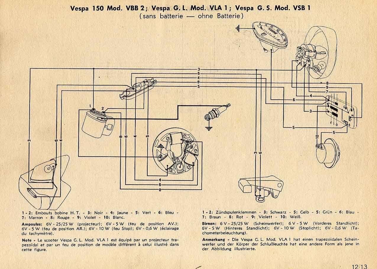 Frage: Schaltplan Kabelerklärung VBA vs. VLB - Elektrik ...