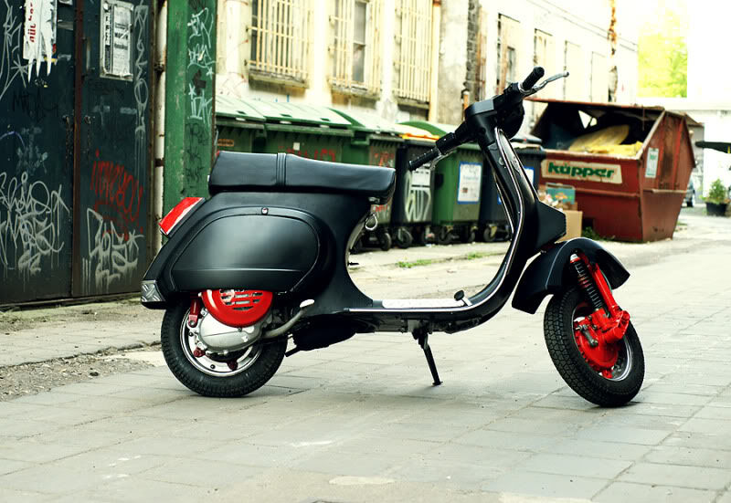 vespa px 50 xl tuning. Black Bedroom Furniture Sets. Home Design Ideas