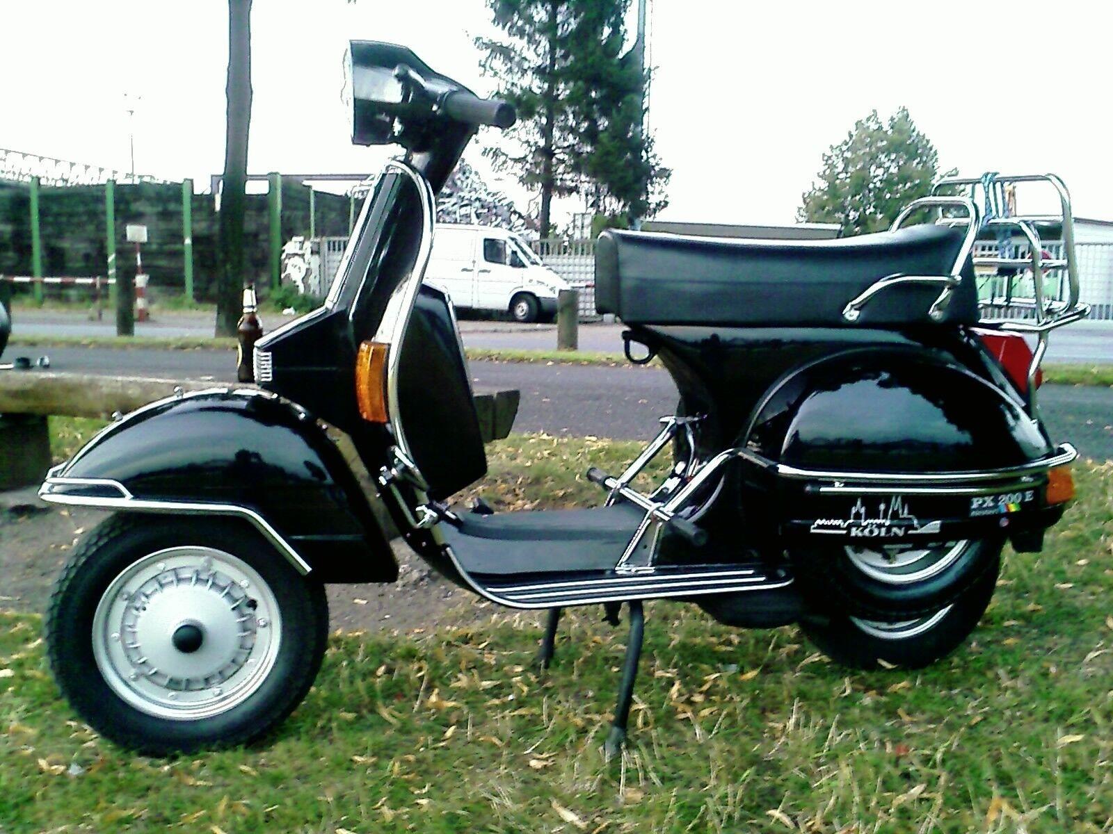 2008 Vespa PX 200