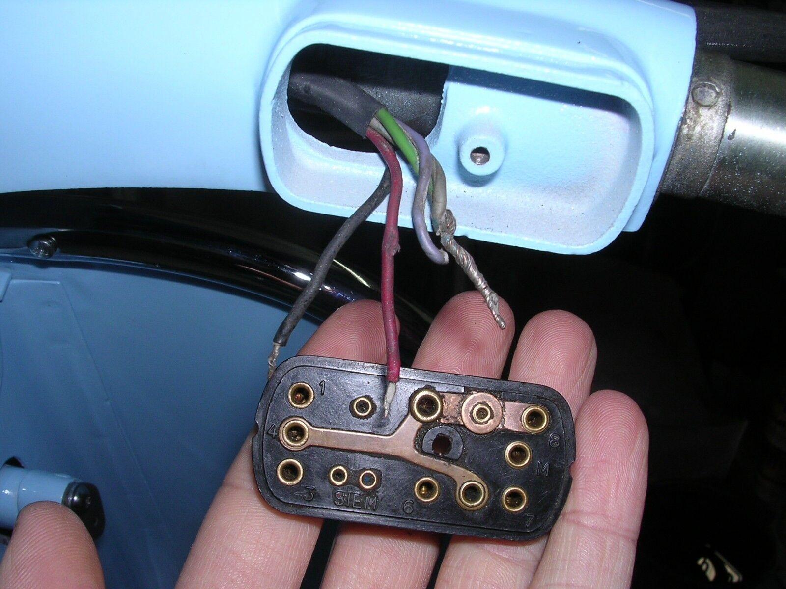Verkabelung Lichtschalter 50N - Elektrik - Dein Vespa Forum für dein ...