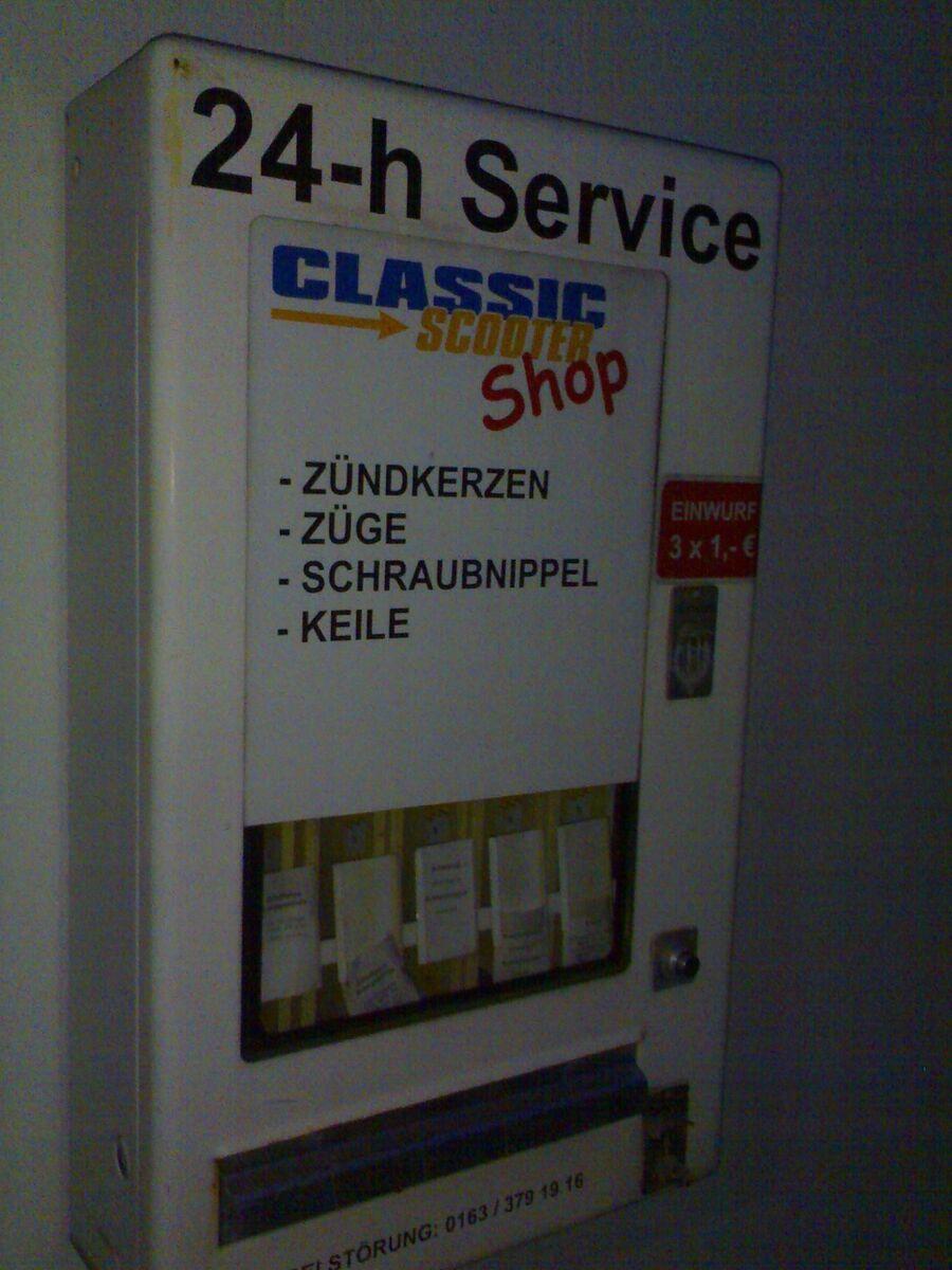 Nähe kondomautomat in meiner Lebensmittel Automaten