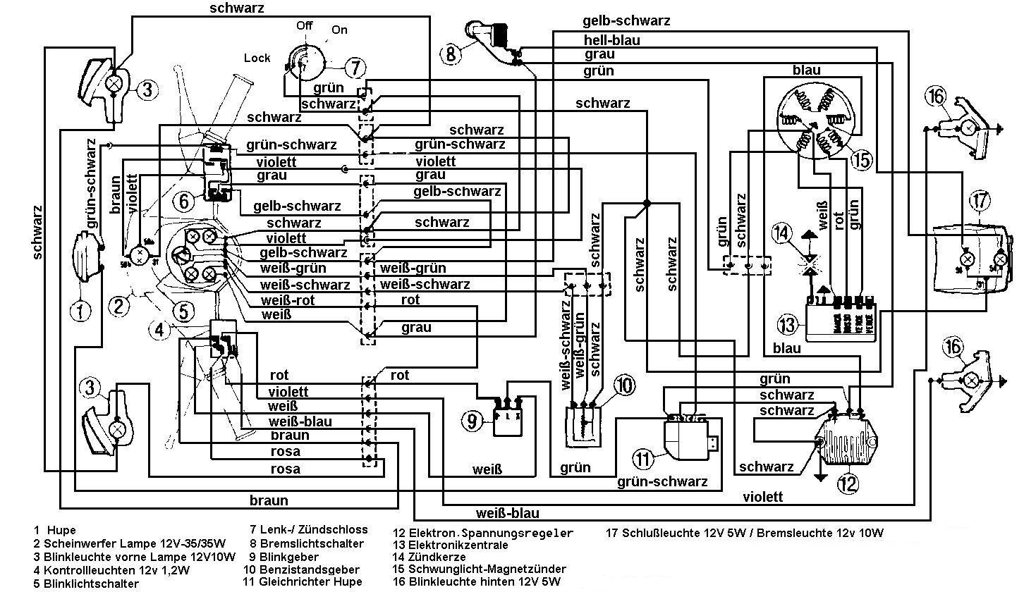 Spannungsregler PK50XL defekt? (Foto gesucht) - Elektrik - Dein ...